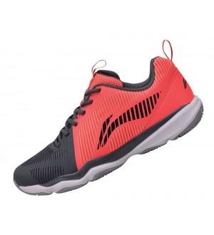 Lining Men's Badminton Shoes [RED] AYTN053-4
